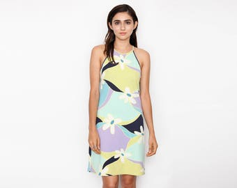 Laundry by Shelli Segal Flower Power Dress
