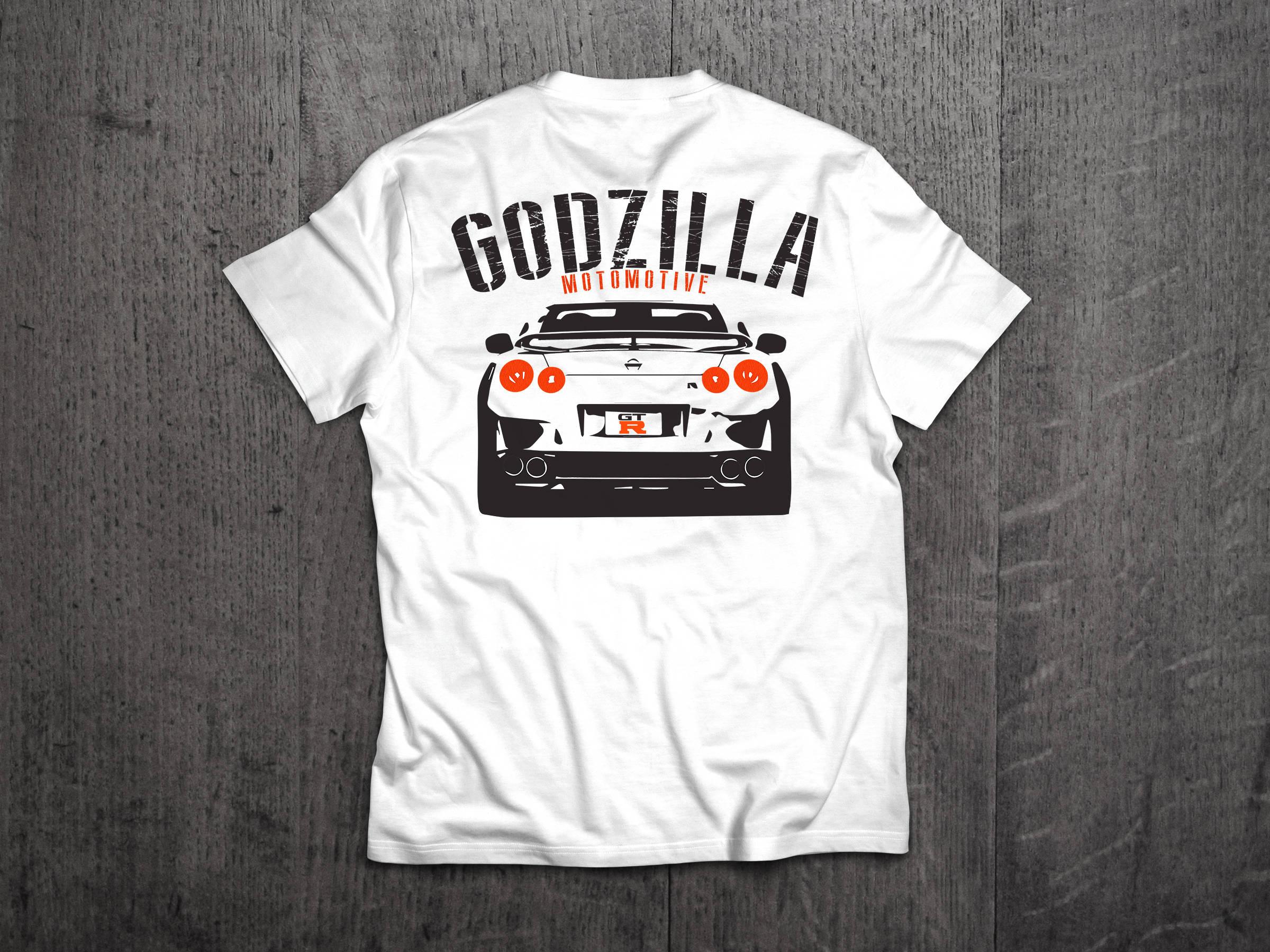 nissan gtr shirts gtr godzilla t shirts nissan shirts cars. Black Bedroom Furniture Sets. Home Design Ideas