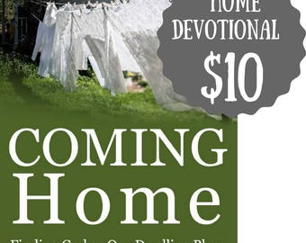 Coming Home Devotional