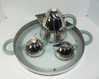 Complete Michael Graves Tea Set