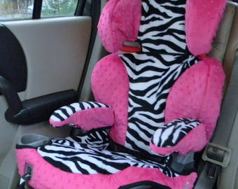 Car Accessory, Booster Seat Replacement, Booster seat cover, Graco Affix Booster seat, Back cover & Arm Covers