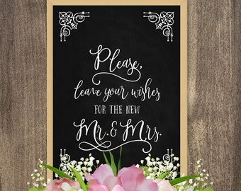 Wedding guest book sign, Guest sign in book sign, Wedding poster, DIY wedding ideas, Rustic wedding signs, Rustic chic wedding decorations