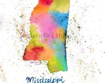 Mississippi, MS art, MS note cards, thank you cards, greeting cards, Ole Miss, MS note cards, stationery, Mississippi, blank cards, cards