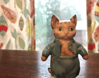 Tom Kitten Beswick England Pottery - Beatrix Potter Collection