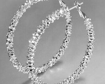 Jewelry #8-Hook Hoop Dangle Earrings Women Jewelry