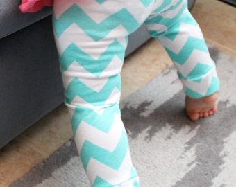 The Layla Leggings - All Organic Cotton