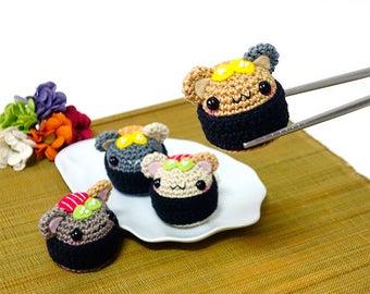 Maki Crochet Pattern PDF, Crochet Amigurumi Pattern, Patrón De Ganchillo, Patrón PDF, Cat, Maki, Amigurumi Cat Pattern, DarisBleu