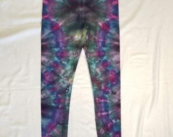 Funky Tie Dye Women's Legging size Small L104