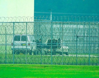 Aileen Wuornos 8x10 Leaving Prison Print #0205