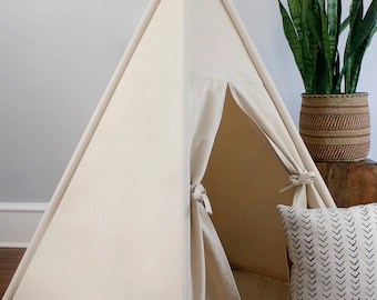 Ready to Ship - Canvas Teepee (Large)