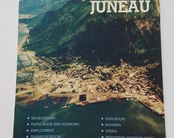 The Juneau Factbook 1983 Alaska Factbook Series Vital Statistics