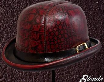 Dragon Leather Bowler