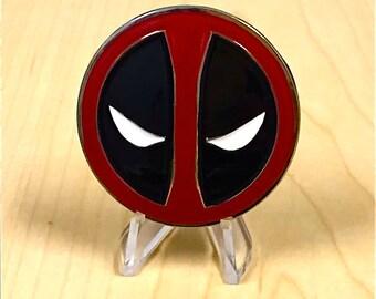 Deadpool CPO Navy Chief Challenge Coin Super Hero Superhero