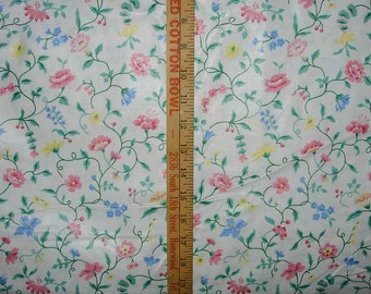 2 pieces of Waverly Fabric - Fiona - 13 yqrds total