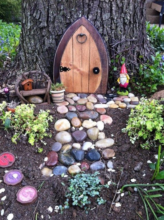 Like this item? & Gnome doors Fairy Doors Faerie Doors Elf Doors 9 inch.