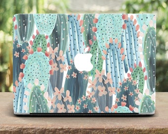 Cactus MacBook Pro case Succulent MacBook Air case Hard Cactus case Mac 13 new case Plastic Laptop case MacBook Pro 15 2016 case MacBook 11
