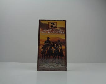 The Searchers [VHS] (1956) New