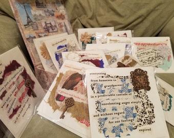 Poetry Art Cards Box Set