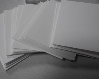 A2 Blank 140lb (300 gsm) Watercolor Cards for cardmaking, quality heavyweight professional artist card, blank note card, blank greeting card