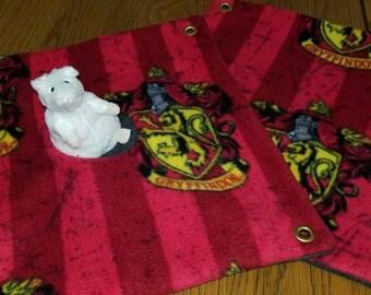 Harry Potter Fleece Rat Hammock Set