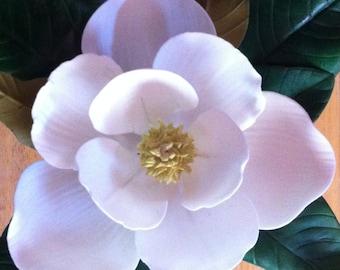 Gum Paste Southern Magnolia Flower!