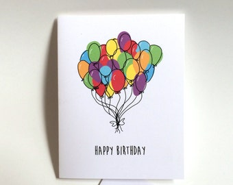 Sarcastic Birthday Card, Hope Your Birthday is as awesome as when you were little,  made on recycled paper, comes with envelope and seal