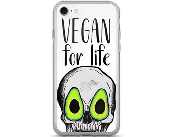 vegan for life [7/7plus] white
