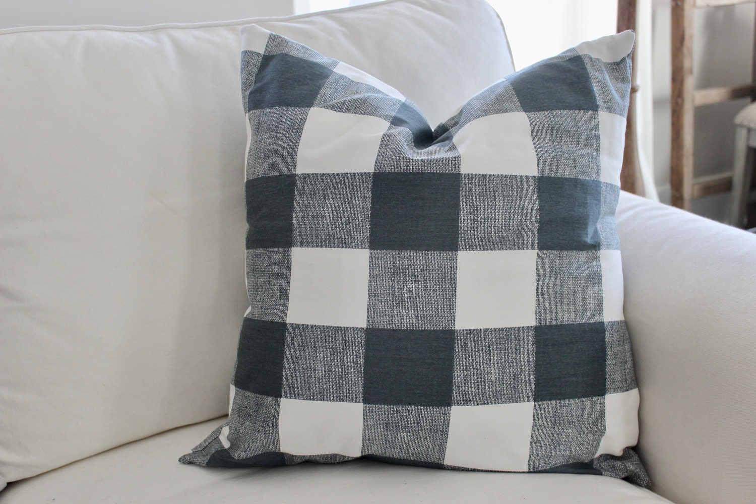 Buffalo Check Pillow Covers Plaid Pillows. Check Pillow