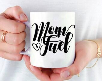 Coffee Mug - Custom Quote Coffee Mug - Mom Life Coffee Mug