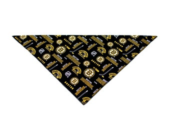 Boston Bruins Dog Bandana