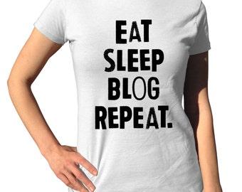 Blogger Shirt Tumblr Shirt Tumblr Saying Funny Shirt Fashion Blogger Hipster Shirt Blog Shirt Tumblr Tee Blogger Tshirt Blogger Tee