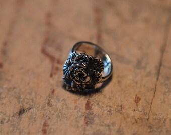 Floral Crown ring