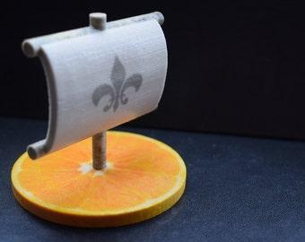 Orange Fleet - 3D Print