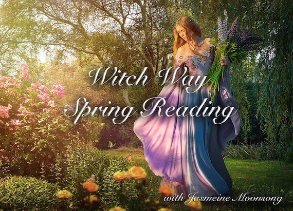 Witch Way Spring Reading