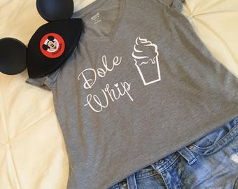 Dole Whip Disney T-shirt (Gray) / Adventureland T-shirt