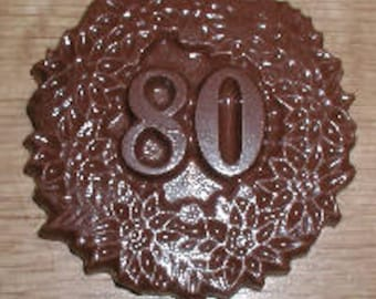 80 Lolly Chocolate Mold