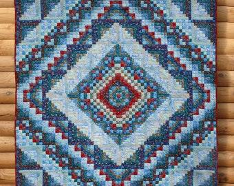 """Quilt """"Russian north"""""""