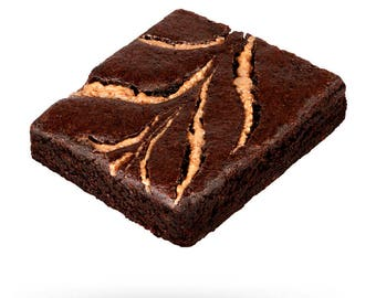 Paleo Brownie - 10ct Almond Butter Brownie - Gluten Free, Grain Free, Dairy Free Crafted by Base Culture