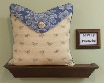 Dragonfly Envelope pillow