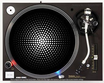 Dot Matrix - DJ slipmat