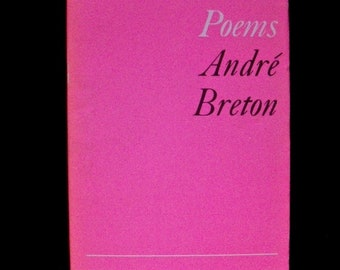 Selected Poems by Andre Breton (1969)