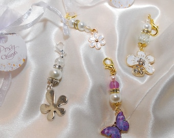 Posy Charms - Flower Girls & Bridesmaids Bouquet Decorations