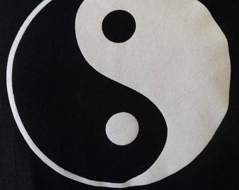 Yin and Yang t-shirt , symbolic Yin Yang t-shirt