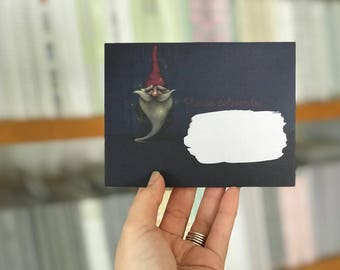 Envelope Pack - Nighttime Gnome
