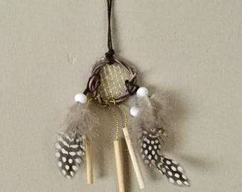 Decorative dream catcher Brown
