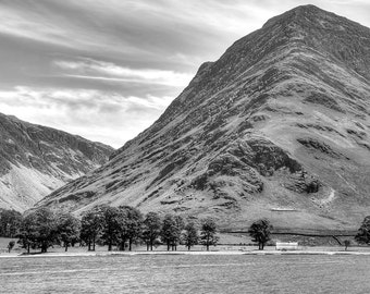 Buttermere - Greeting Card