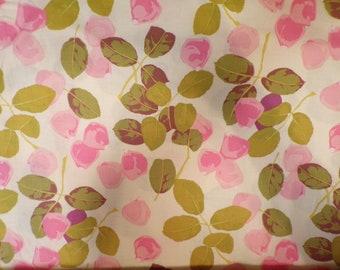 Martha Negley Flower Garden End of Day Cotton Fabric #623