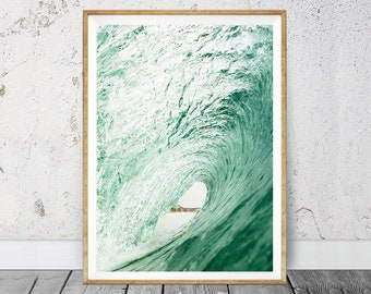 Printable Beach Art, Beach Wall Art, Beach Decor, Coastal Decor, Beach Wall Decor, Coastal Decor Beach, Beach Photography, Ocean Water, 101v