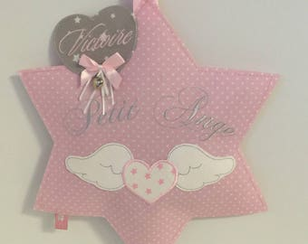led star personalized with name night light
