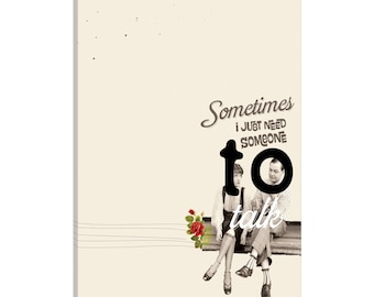 iCanvas Sometimes Gallery Wrapped Canvas Art Print by Selman Ho?gör